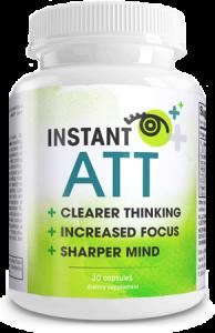 Instant Att nootropic supplement