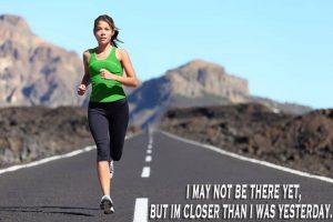 Motivation, keep moving forward